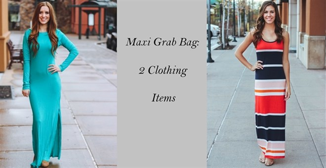 Maxi Grab Bag