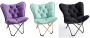 Memory Foam Butterfly Chair