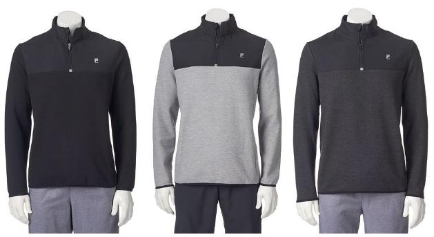 Men's FILA SPORT Pullover