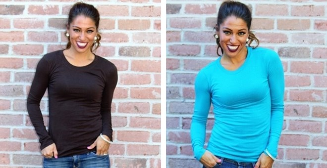 Must Have Fall Layering Tee