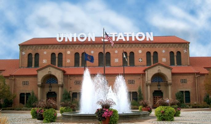 Ogden's Union Station