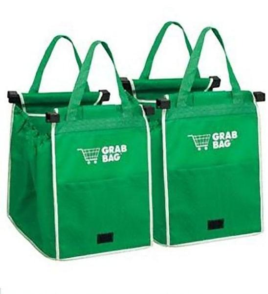Original Authentic Grab Bag Reusable Grocery Bag
