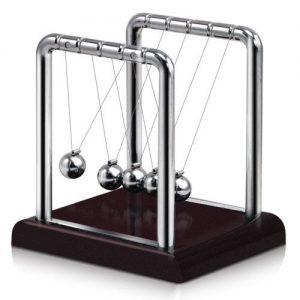 cradle steel balance ball