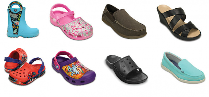 8a20ebedb43 HUGE Crocs 60% Off Sale! Shoes for the Entire Family