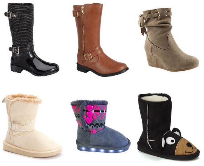 girls fashion boots