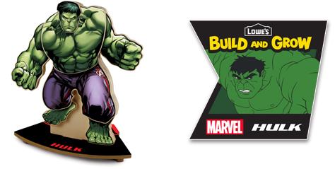hulk build and grow