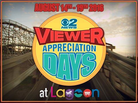 kutv viewer appreciation days lagoon