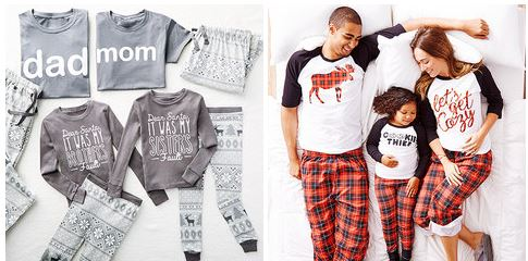 matching holiday pajamas for whole family for 60 off utah sweet savings - Matching Christmas Pajamas For Family