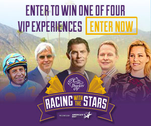 racing with the stars breeders cup