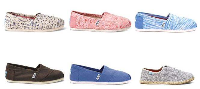 toms womens shoes free shipping