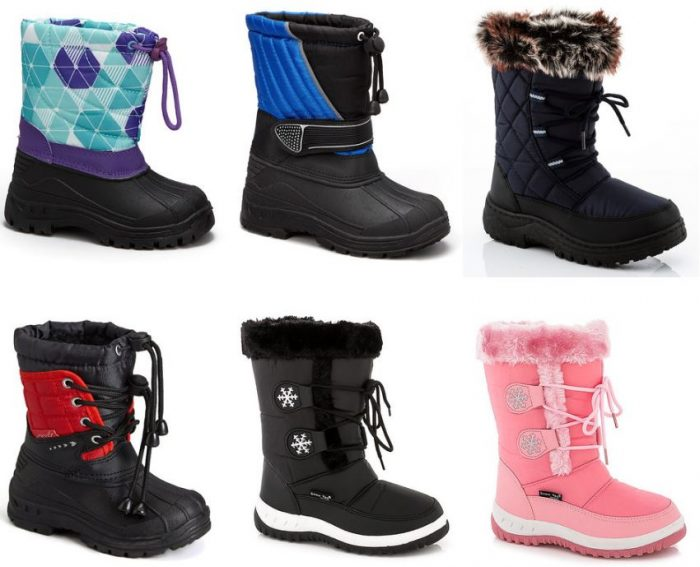 zula shoes and snow tec boots