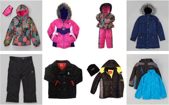 zulily coats