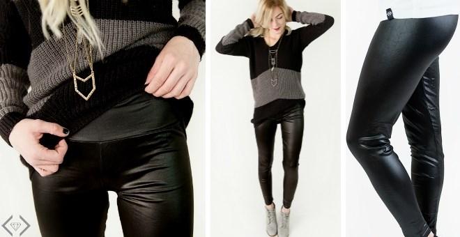 chic-high-waist-faux-leather-leggings