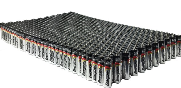 Energizer MAX Alkaline Batterie
