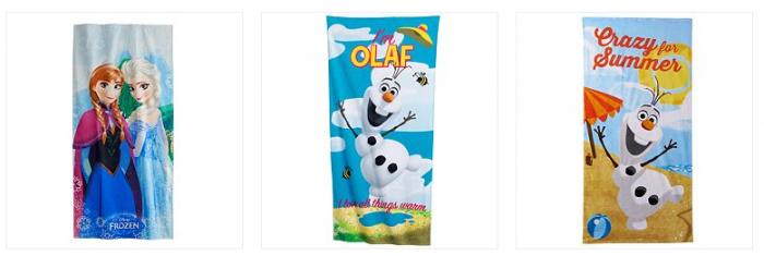 frozen-towels