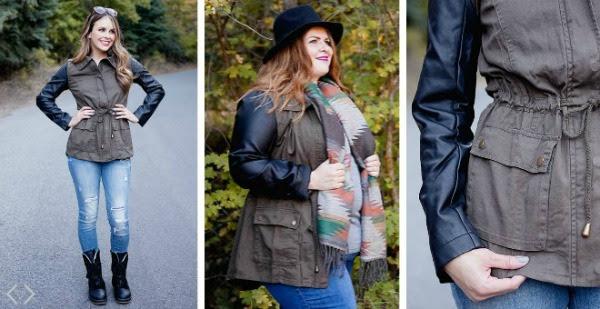 harriet-leather-sleeve-military-jacket