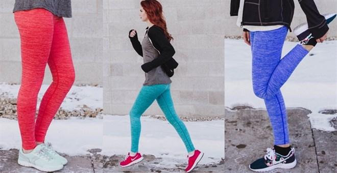 heathered-exercise-leggings