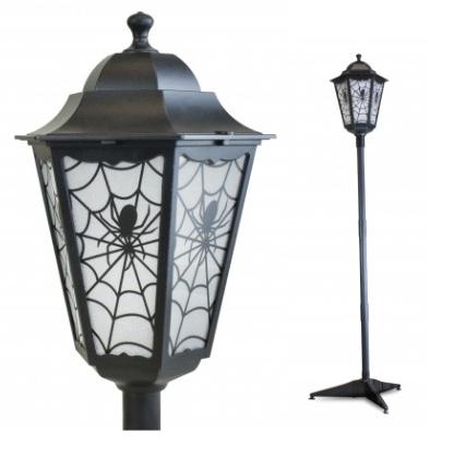lighted-lamp-post-halloween-decoration