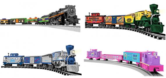lionel-trains-collection