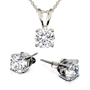 round-crystal-solitaite-necklace-stud-earring-set