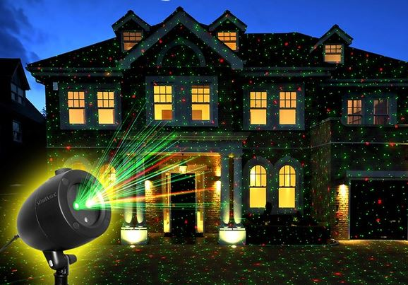 *HOT* Startastic Holiday Light Show Laser Projectors for ...