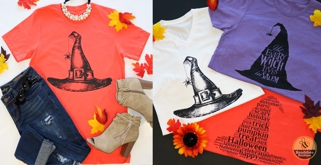witches-hat-tee