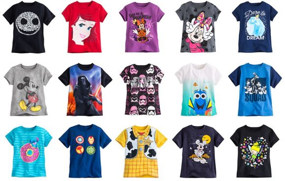 41ff7a667 Today Only* Disney Store Kids Graphic Tees $8 (Reg $12.95 – $16.95 ...