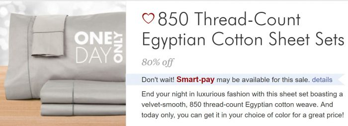 egyptian-sheet-sale