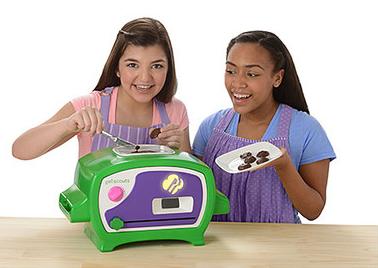 girl scout easy bake