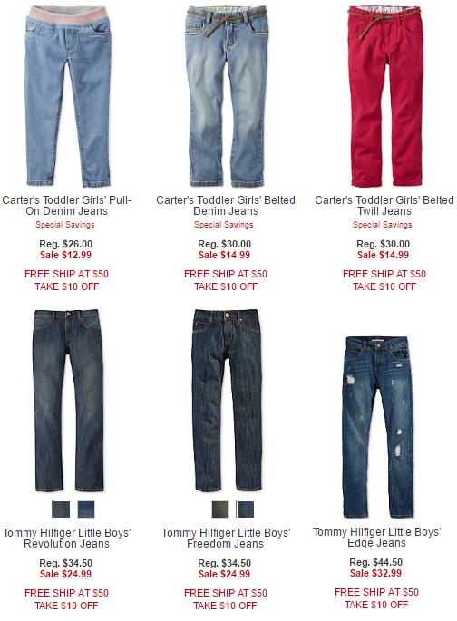 macys jeans kids