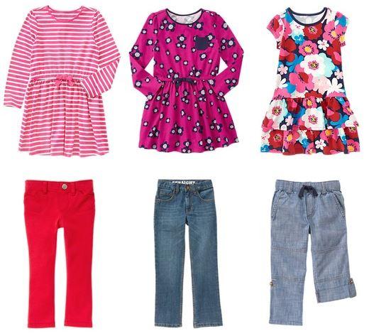 pants and dresses