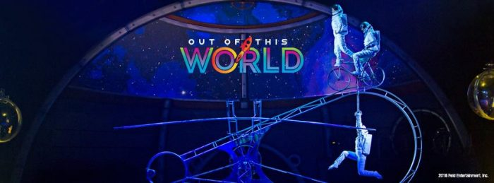 Ringling Bros And Barnum Bailey Presents Out Of This World Discount Code Giveaway Utah