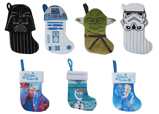 Star Wars or Frozen Christmas Stockings for $2.80 Shipped (Reg ...