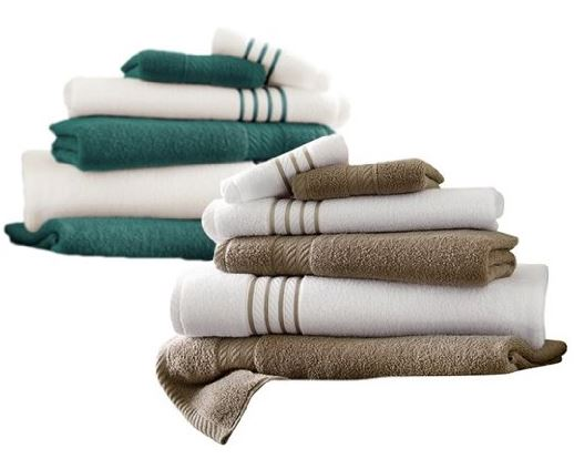 6-piece-quick-dry-striped-towel-set
