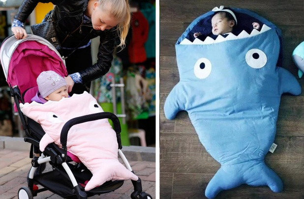 baby-shark-sleep-and-stroller-sacks-5-colors