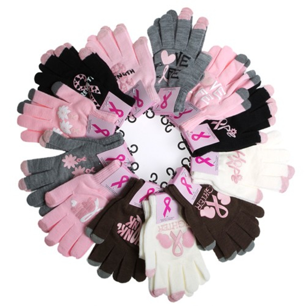 breast-cancer-awareness-ladies-texting-gloves