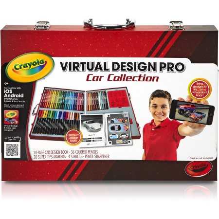 crayola-virtual-design-pro-car-collection