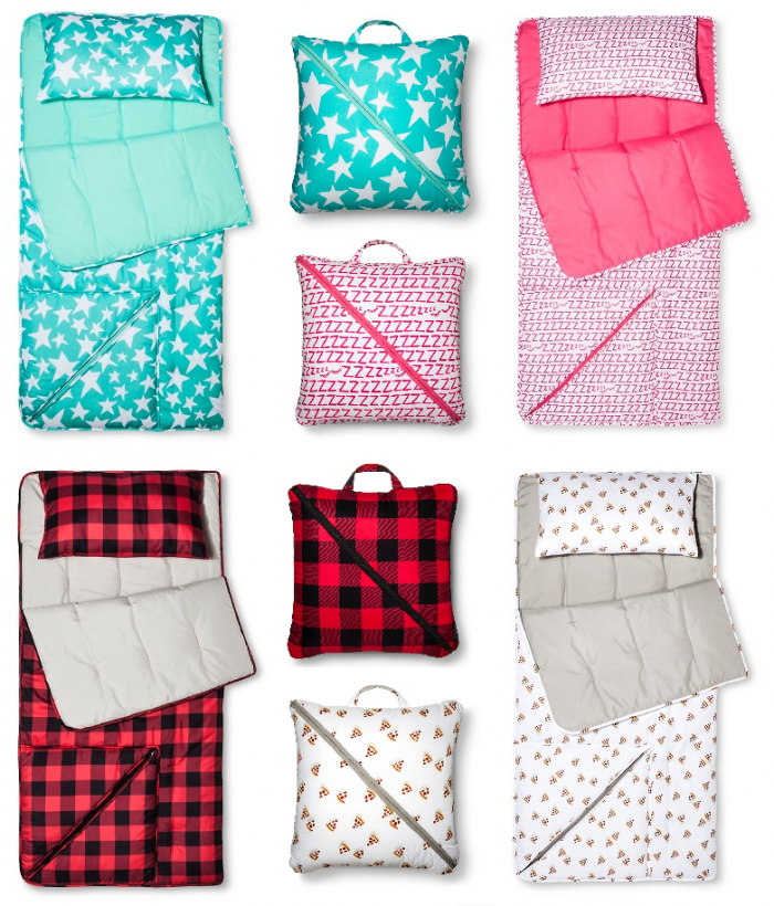 Pillowfort Convertible Kids Sleeping Bag For 13 49 Reg