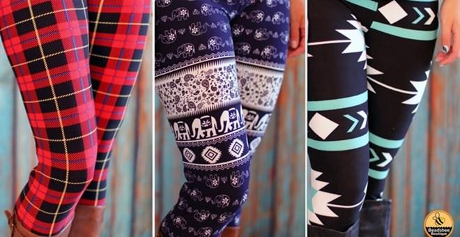trendy-print-leggings