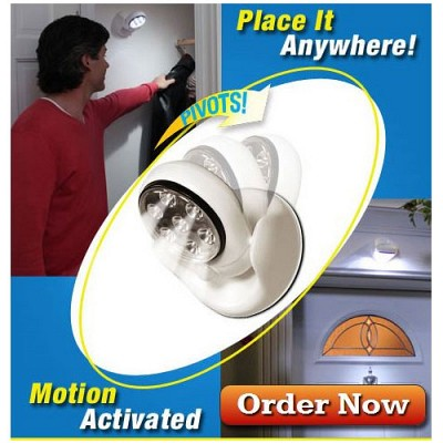 wireless-motion-activated-led-stick-up-light-outdoor-indoor-use
