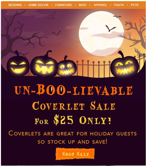 coverlet-sale