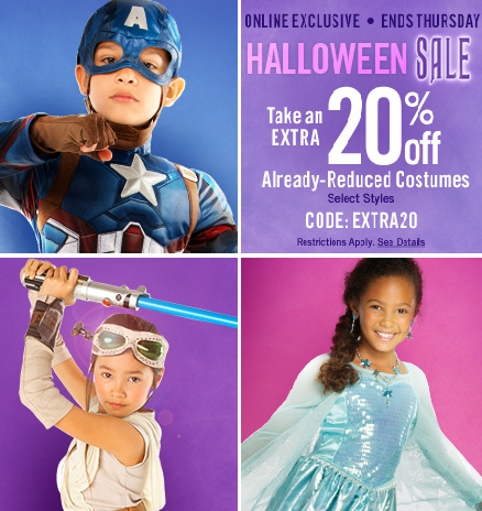 disney store halloween costumes - Utah Halloween Stores
