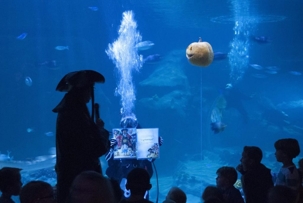 Giveaway Two Tickets To The Haunted Aquarium At The