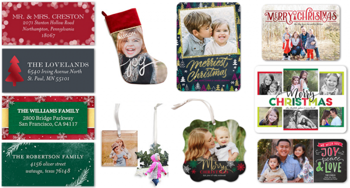 Shutterfly: Get $10 off a $10+ Order OR a FREE Set of 24 Address ...