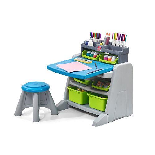 ... step2-flip-doodle-easel-desk-stool-2  sc 1 st  Utah Sweet Savings & Step2 Flip u0026 Doodle Easel Desk u0026 Stool for $39.99 (Reg $99.99 ... islam-shia.org