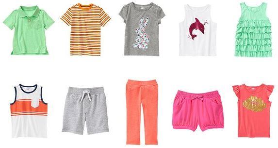 tees-shorts