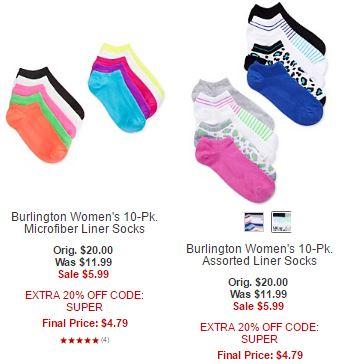 womens-10-pack-socks