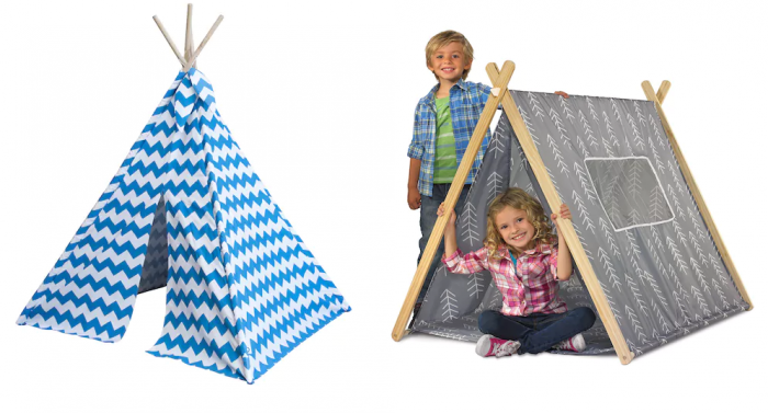 Discovery Kids Canvas Play Teepee or Foldable Play Tent for $29.74 or LESS!  sc 1 st  Utah Sweet Savings & Discovery Kids Canvas Play Teepee or Foldable Play Tent for $29.74 ...