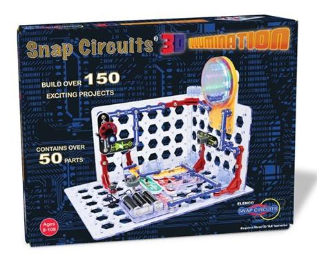 elenco-snap-circuits-3d-illumination-set