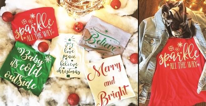family-christmas-tees